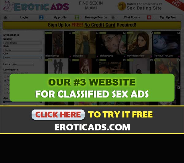 EroticAds.com screenshot