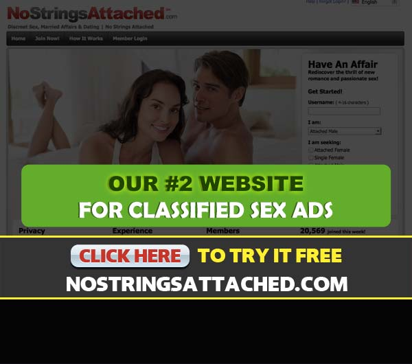 NoStringsAttached.com screenshot
