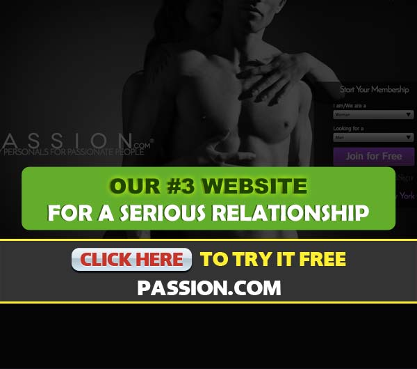 Passion.com screenshot